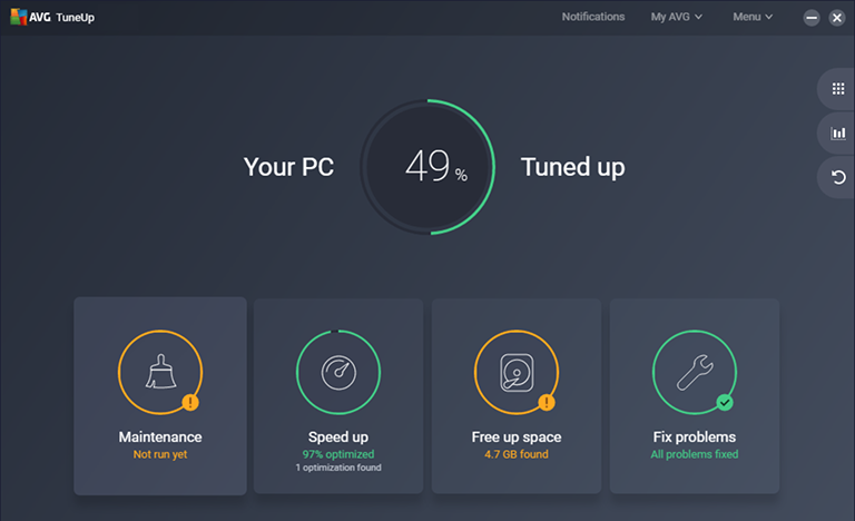 AVG PC TuneUp License key 2021 + Full Crack