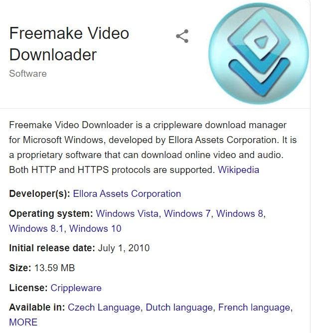 Freemake Video Downloader Crack & Activation Key Free