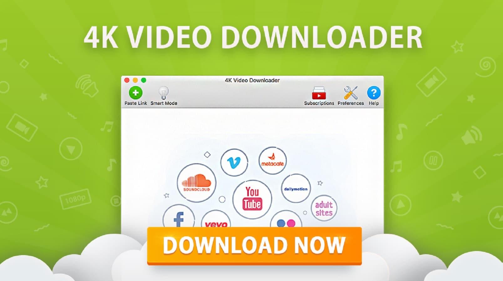 4K Video Downloader 4.12.5.3670 Crack License KEY 32/64 Bit