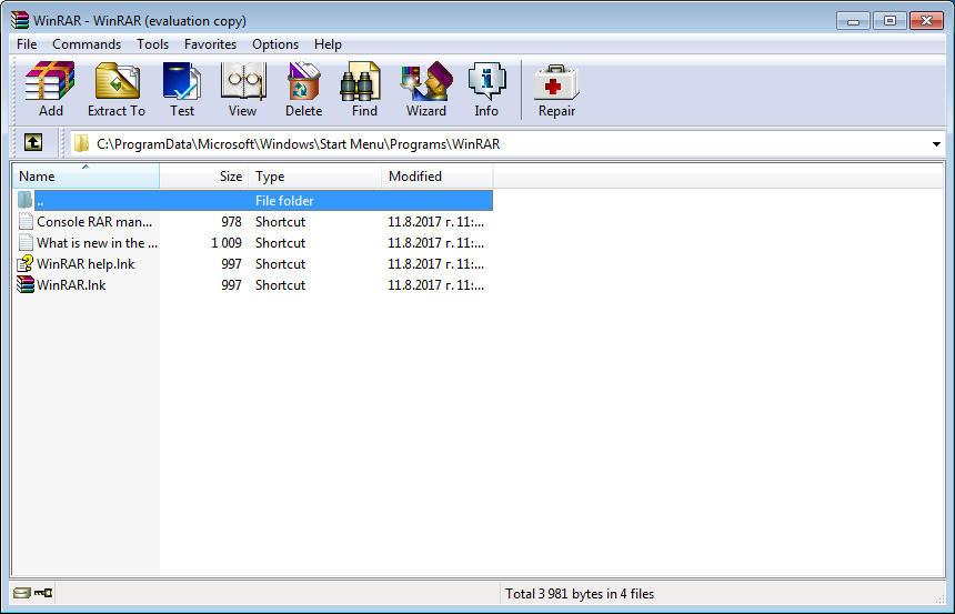 WinRAR Crack Full Version + Keygen [32/64 Bit]