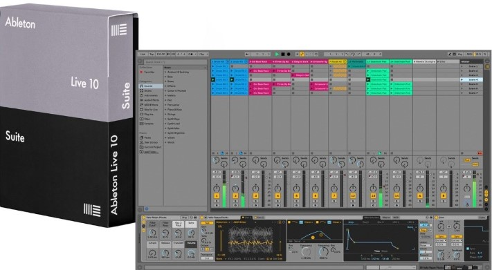 Ableton Live 10.1.7 Crack Full + Torrent 2020 [Win/Mac]