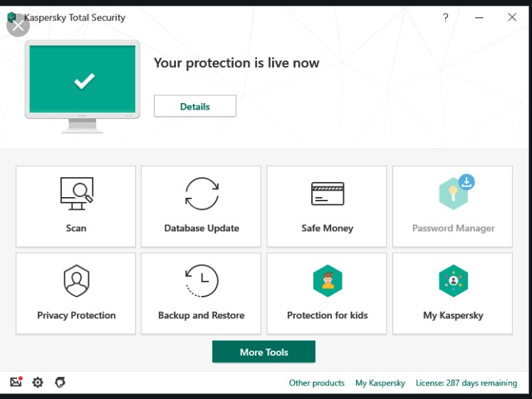 Kaspersky Total Security 2021 License Key + Crack Free Download