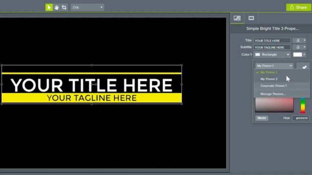 Camtasia Studio 2020.0.2 Crack incl Serial Key Full Download