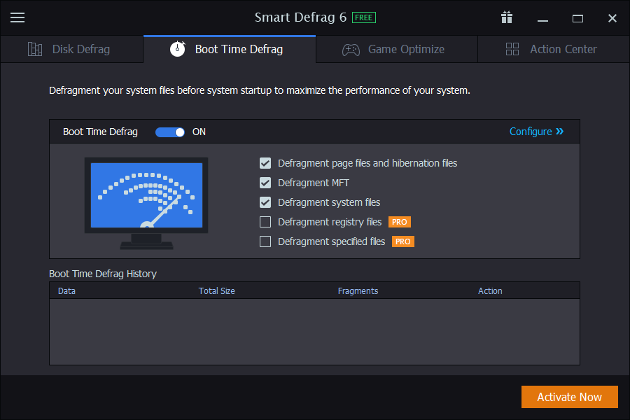 IObit Smart Defrag Pro Crack with License key For Lifetime